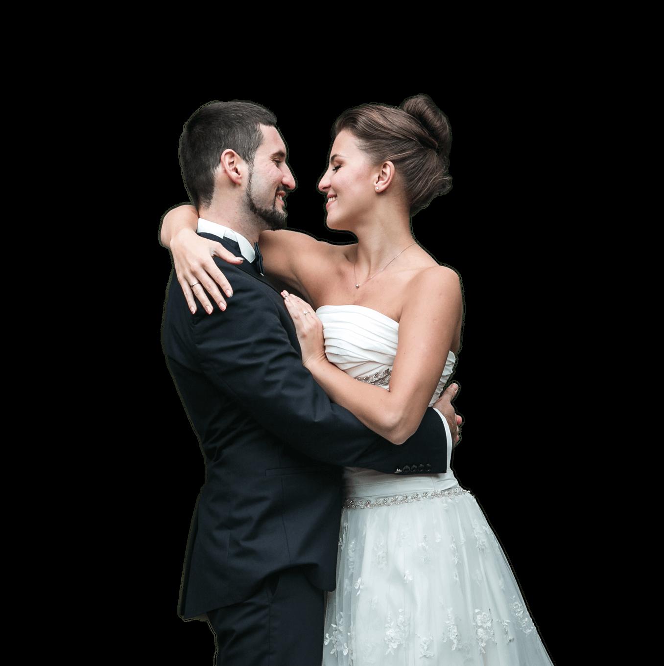 wedding dress tuxedo