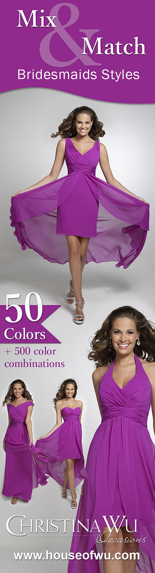 More than 50 colors and 500+ color combinations.