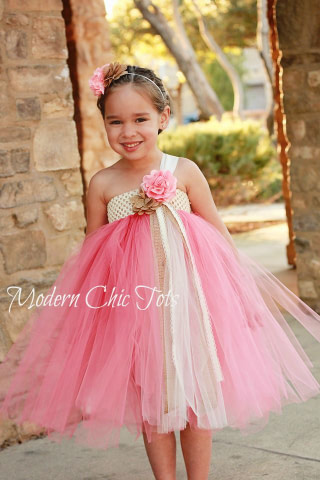 Tutu dresses available at Spotlight Formal Wear!